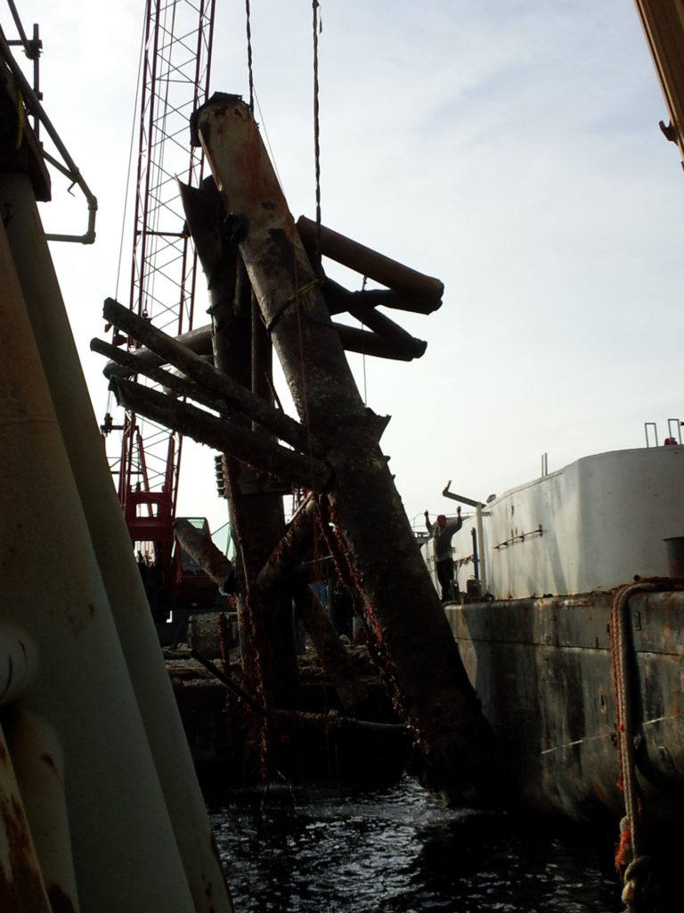 Demolition and Salvage